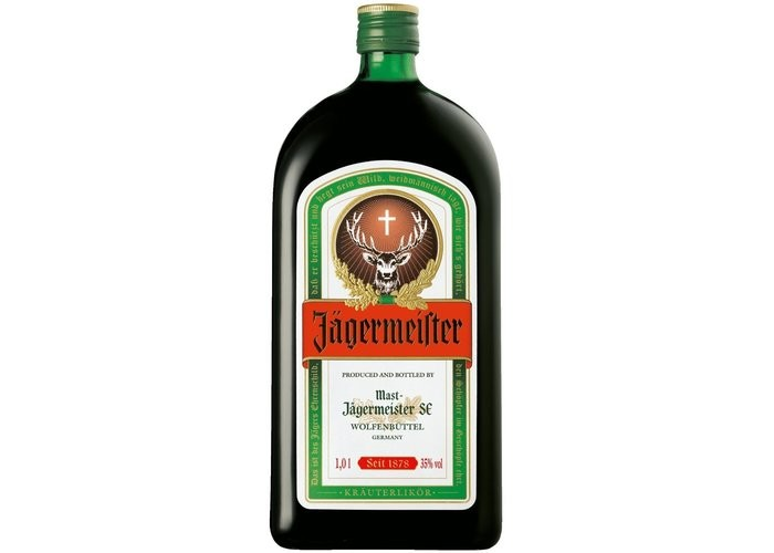 Jagermeister Licor