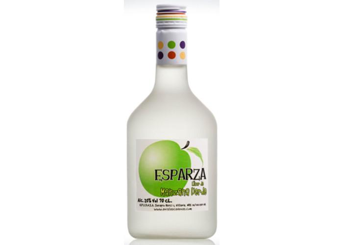 Licor Manzana Esparza