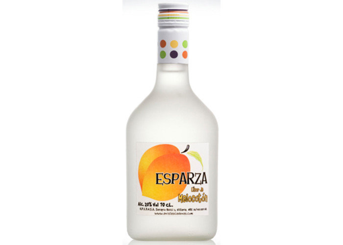 Licor Melocotón Esparza