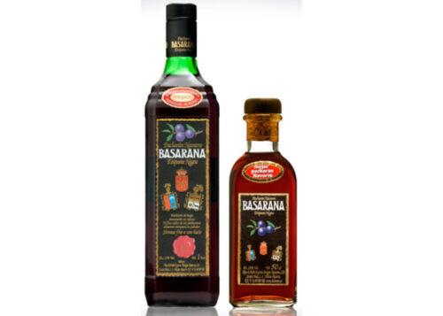Pacharán Basarana Etiqueta Negra