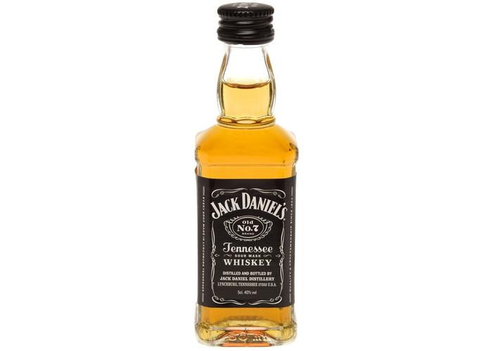 Miniaturas Jack Daniel's Cristal