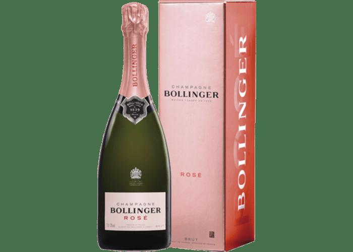 Champán Bollinger Rosé