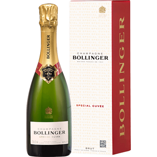 Champán Bollinger Special Cuveé