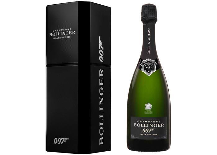Champán Bollinger Espectre Millesime