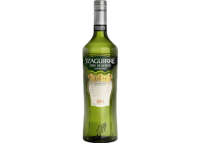 Vermouth Yzaguirre Extra Dry