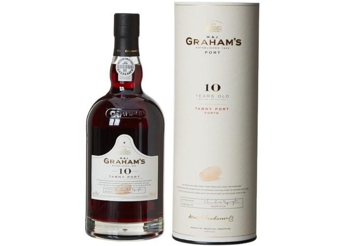 Vino Oporto Graham's 10 años