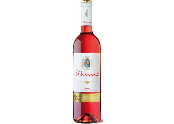 Vino Diamante Rosado